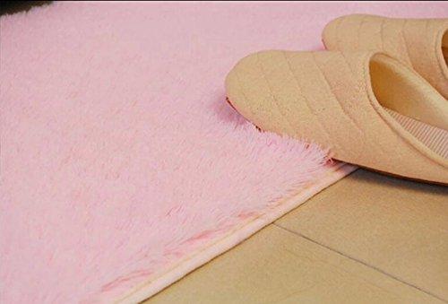 wasseraufnahme staub fu matte pl sch rutschmatten waschbar badezimmer fussboden teppich 62 40. Black Bedroom Furniture Sets. Home Design Ideas